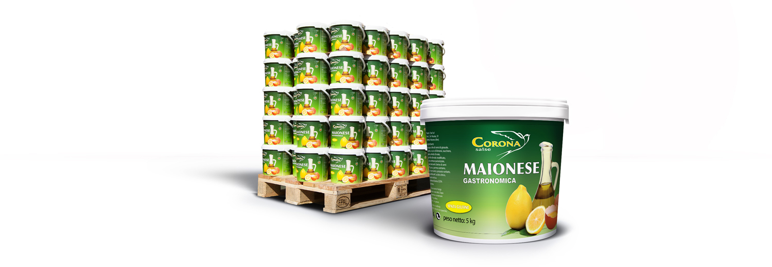 MAIONESE CORONA - Maionese & Ketchup Made in Italy